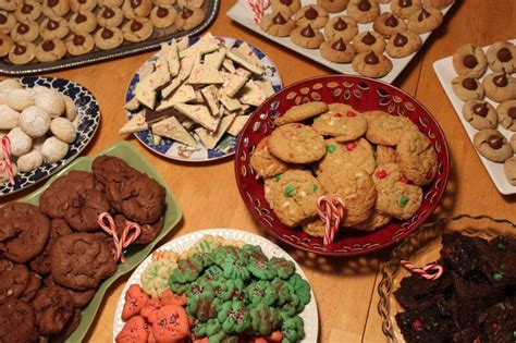 christmas creation food and cookie traditions travel events culture tips for americans stationed
