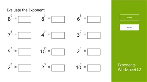 Exponents Worksheets by Ions And Isotopes Worksheet Apps Windows
