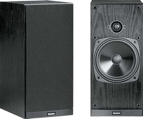 boston acoustics vrb bookshelf speakers review and test