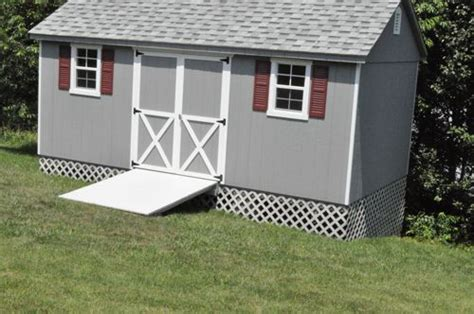 Lattice Around Shed by How To Build A Shed R One Project Closer