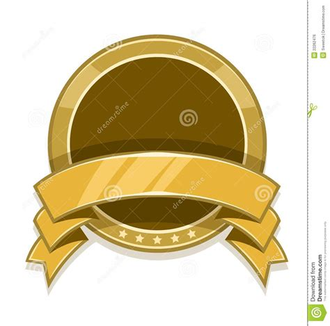 abstract sticker label with ribbon royalty free stock image image 22262476