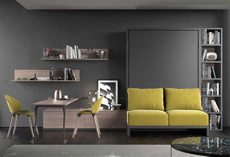 soggiorno letto arredamento soggiorno con zona notte dynamic up 14