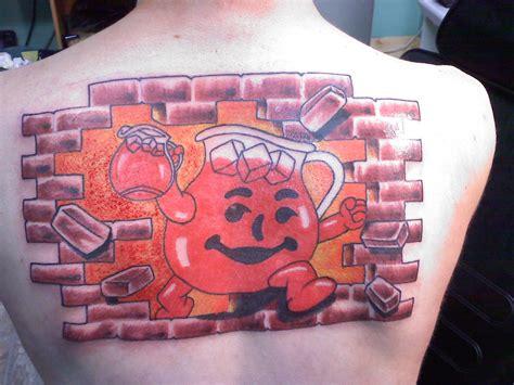 henna tattoo kool aid kool aid man tattoo picture ebaum s world
