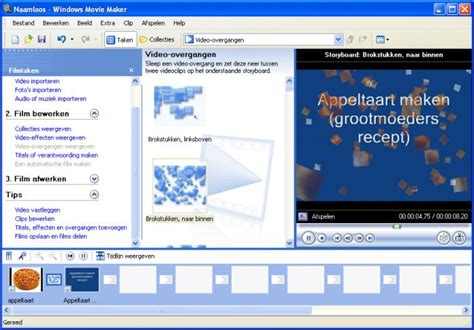windows movie maker tutorial nederlands windows movie maker windows download