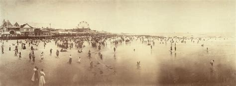 Atlantic County Divorce Records Atlantic City New Jersey And Boardwalk In 1887