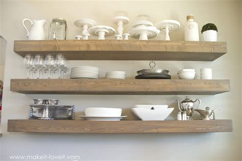 simple floating shelves how to build simple floating shelves for any room in