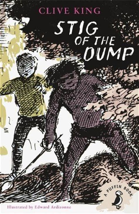 stig of the dump a puffin book by clive king edward ardizzone 9780141354859 ebay