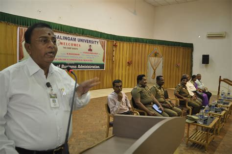 Mba Departments In Klu by Workshop On Ias Other Civil Services Conducted By The