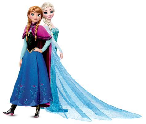 imagenes png frozen anna and elsa frozen transparent png image imagenes png