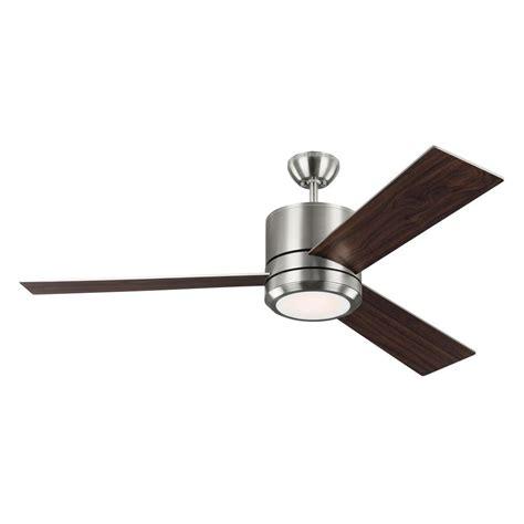 monte carlo vision max 56 in indoor outdoor brushed steel