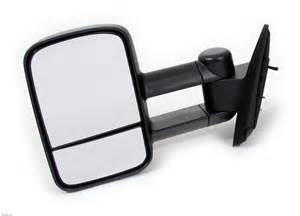 k source custom towing mirrors for chevrolet silverado