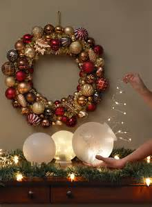 Home Depot Christmas Decoration 10 Quick Christmas Craft Ideas The Home Depot