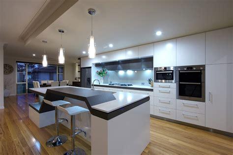 cuisine ilot central cuisine design idees de style