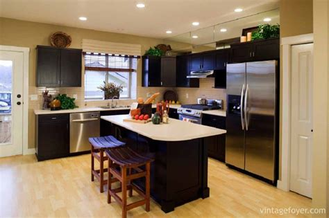 split level kitchen remodel my blog 39 inspirational ideas for creating a black kitchen photos
