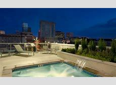 Enjoy the View at 9 Rooftop Pools in Atlanta - Atlanta ... W Hotel Atlanta Rooftop Pool