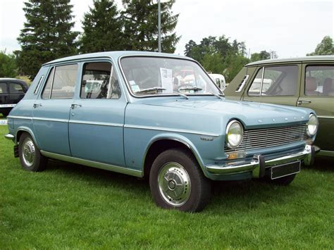 Simca Auto by In Time 1967 Cars Simca 1100