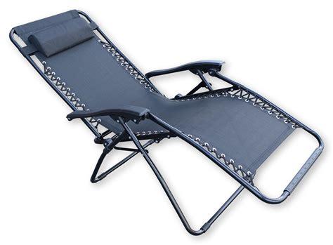 reclining sun lounge seconds scratched black reclining outdoor garden sun
