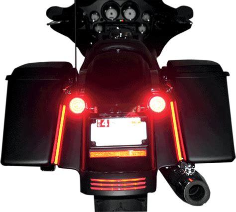 custom dynamics motorcycle lights custom dynamics 8 quot plasma rods pair motorcycle