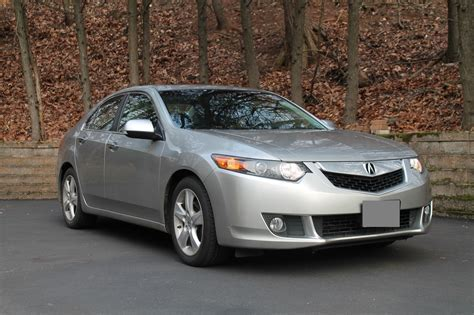 FS: 2010 Acura TSX 6 speed manual w/ tech package Stock