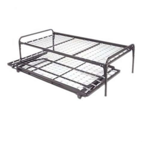 trundle bed frame and mattress 1000 ideas about trundle bed frame on