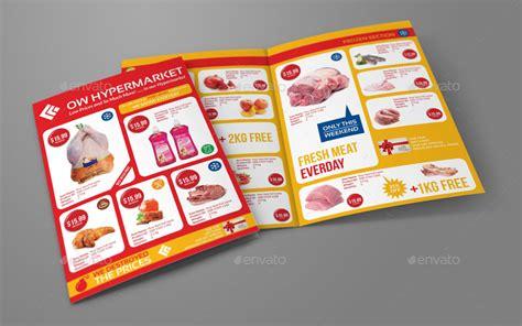 Supermarket Flyer Template Yourweek 8598ffeca25e Supermarket Flyer Template Free