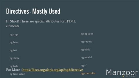 directive controllers cannot use the revealing module introduction to angular js for net developers