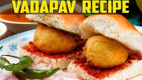 pav vada how to make vada pav in mumbai style recipe in