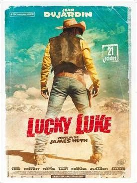 Film Cowboy Lucky Luke | lucky luke 2009 film wikipedia