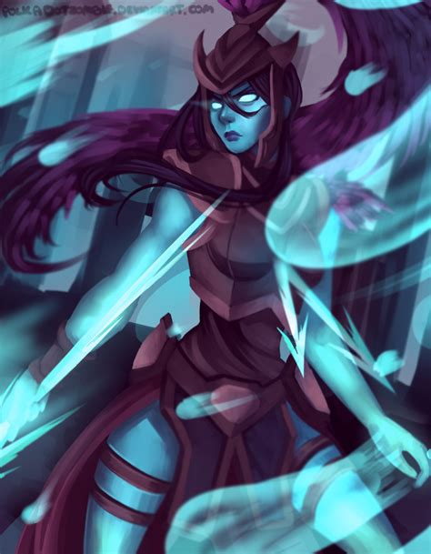 Kalista Kida kalista league of legends www imgkid the image kid