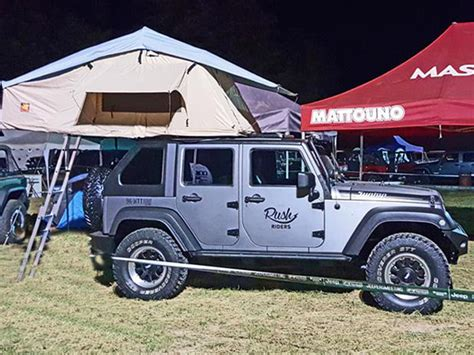 tenda tetto usata suntop tenda da tetto apribile per wrangler jk