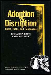 adoption and disruption rates risks and responses
