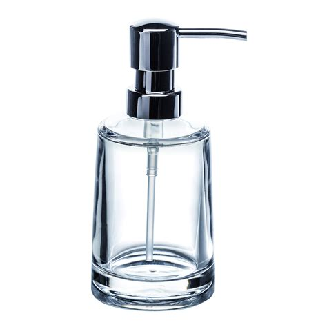 Dispenser Soap buy clear acrylic quot serene quot liquid soap dispenser back2bath