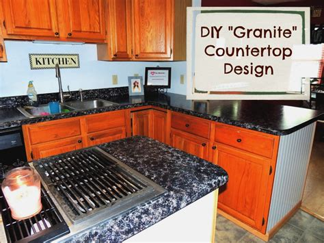 Make Your Own Granite Countertop by 301 Moved Permanently