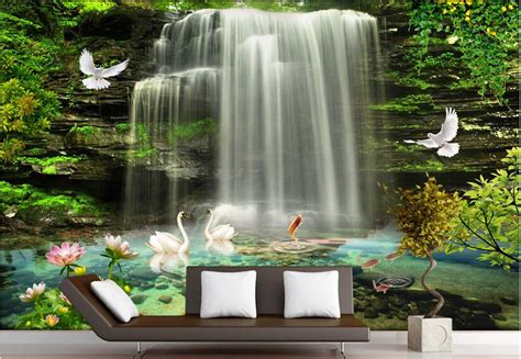 photo wallpaper wall murals waterfall 28 images wall