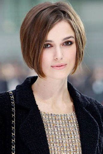 best short haur cuts for smsll face pointy chin the best short hairstyles for oval faces southern living