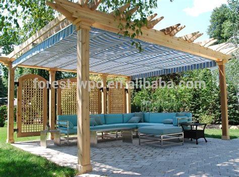 Pergola überdachung Kunststoff by Kunststoff Holz Pergola Pergola Mit Wasser Dach Kunststoff