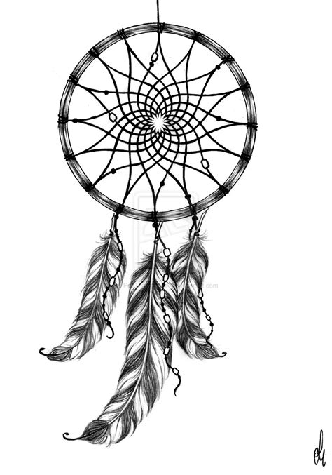 dream catchers tattoos designs dreamcatcher design by rozthompsonart on deviantart