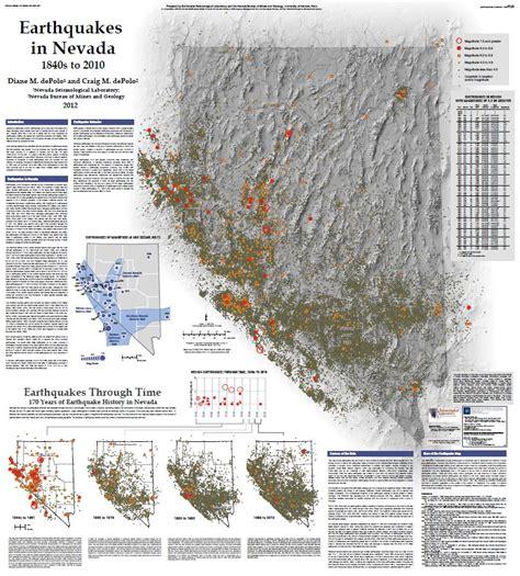 earthquake pdf nevada bureau of mines and geology