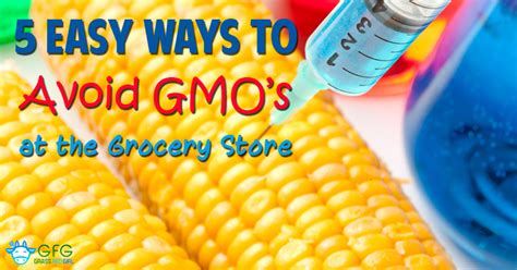 7 simple ways to avoid gmos 5 easy ways to avoid genetically modified organisms gmo s at the grocery store grass fed