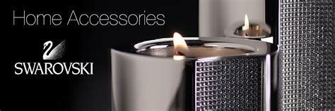 swarovski home decor swarovski home accessories collection classics