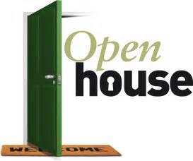 green door w welcome mat open house solomon