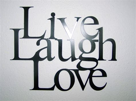 live laugh love wall decor live laugh love wall hanging decor available by