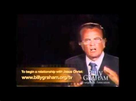 the holy spirit and you==billy graham preaching in