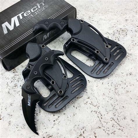 tactical knife holster 5 tactical combat karambit fixed blade serrated