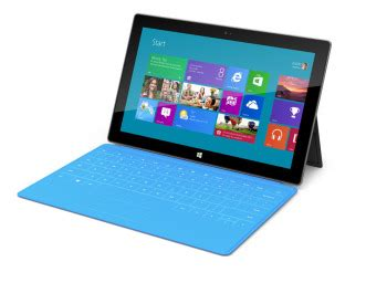 microsoft announces surface tablet pc | pcworld