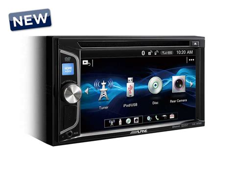 Player Usb Mobil alpine ive w560bt 2 din mobile media station autoradio