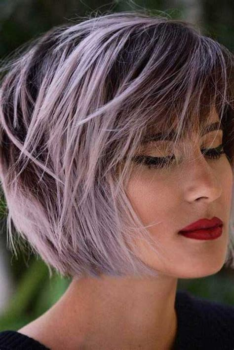 Modern Short Haircuts and Styles for Ladies   Short