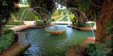 imagenes de jardines arabes como dise 241 ar un jard 237 n 225 rabe casero