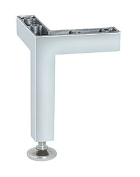 pied de meuble cuisine pied de meuble aluminium cuisinesr ngementsbains