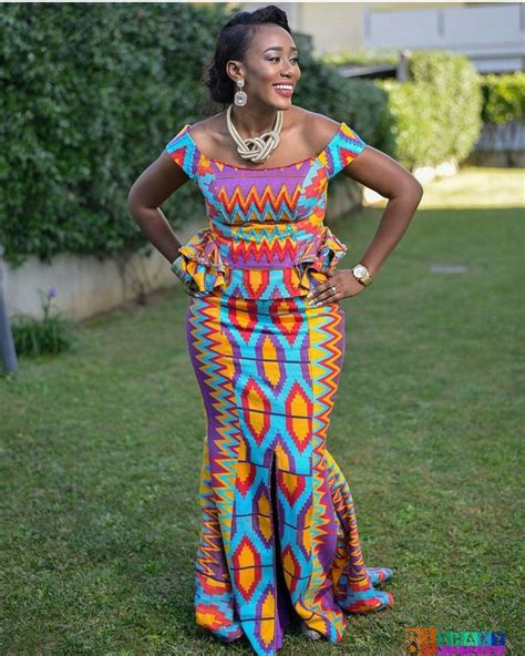 kente dresses styles pin by gilda pittmon on african fabric in fashion